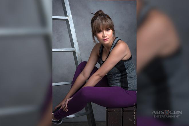 PHOTOS: Louise delos Reyes as Yvonne in Asintado