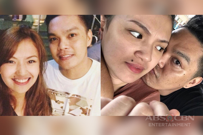 From Fan Girl To Girlfriend: Karen & Sarkie's love story in these sweet Photos!