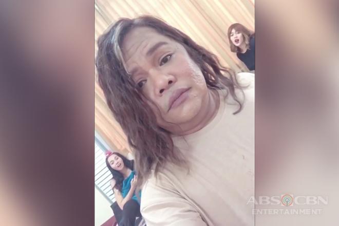 Chokoleit asks Julia and Shaina: Sino ang maganda sa ating tatlo?