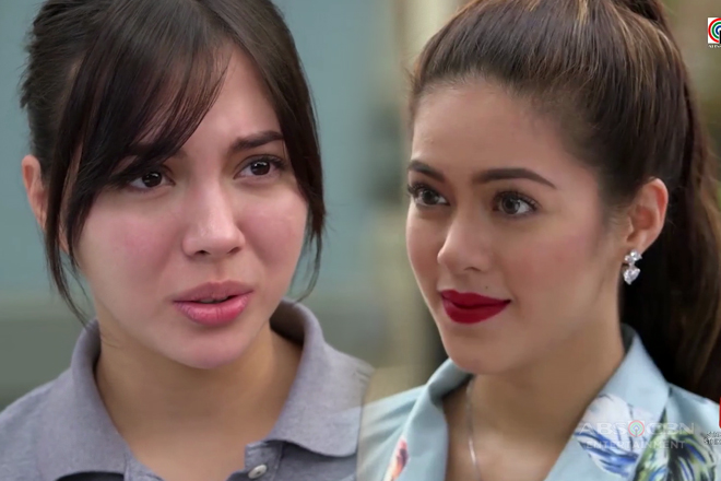 Samantha, plano gamitin si Ana para sa pagbabalikan nila ni Gael