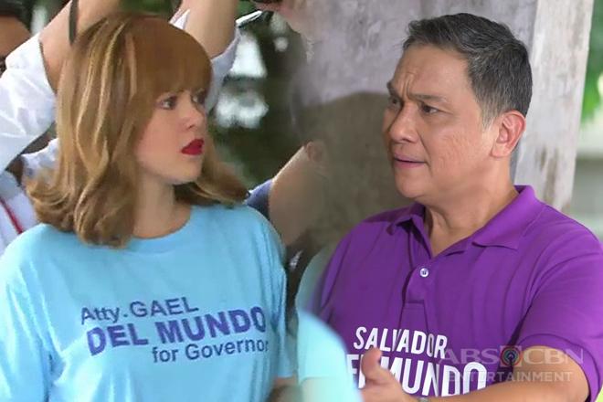 Samantha, nadiskubre ang pandaraya ni Salvador