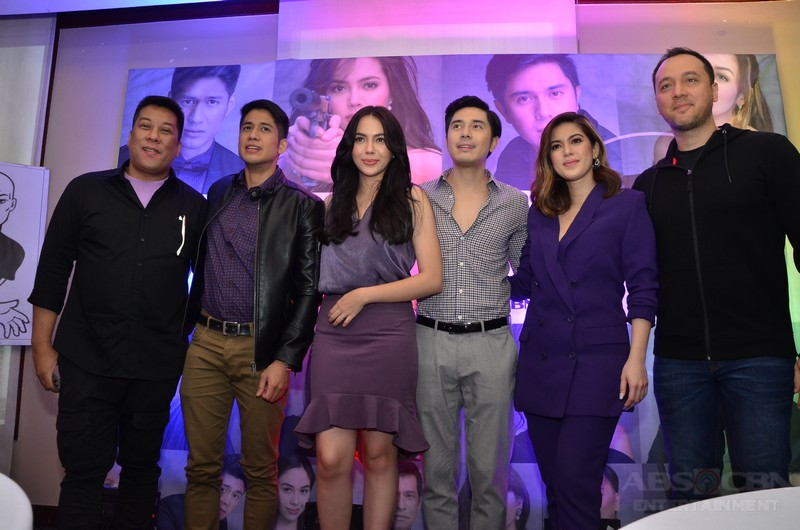 Shaina, Paulo, Aljur, Julia ready to aim and fire for love and justice in Asintado