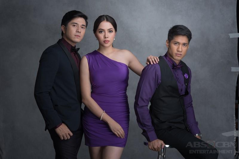 IN PHOTOS: Meet the powerhouse cast of 'Asintado'