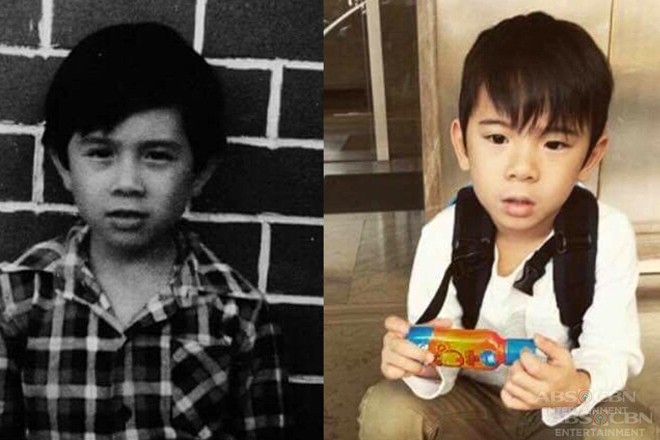 LOOK: Paulo Avelino's baby pic proves son Aki is his mini-me!