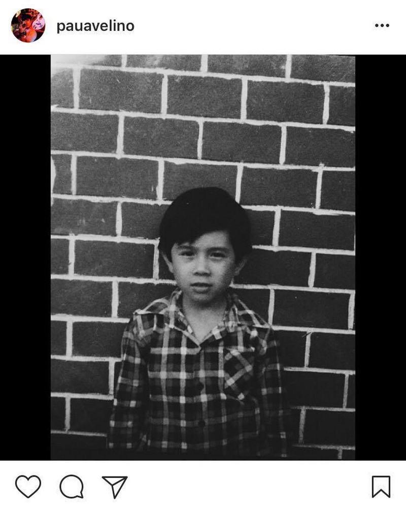 LOOK: Rare photos of Paulo Avelino with his chinito unico hijo!