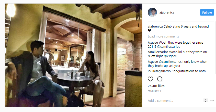 IN PHOTOS: Aljur Abrenica with his leading lady for life!
