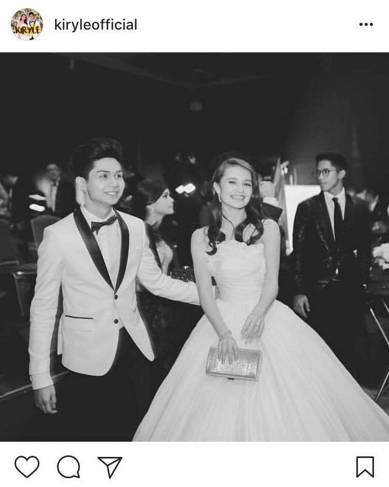 LOOK: 23 Photos of Ryle and Kira that show their blossoming love story