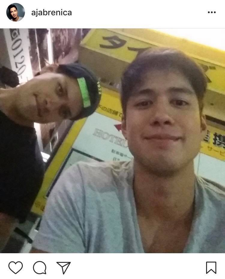 LOOK: Aljur Abrenica with his hunky younger brothers!