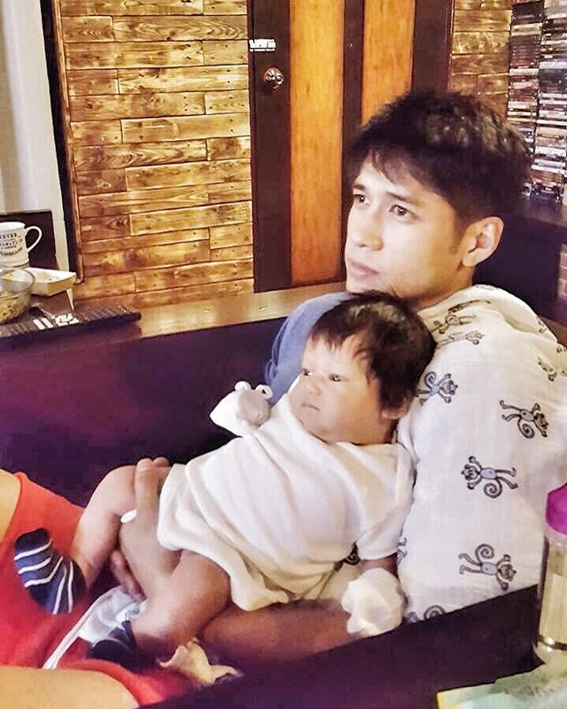 FATHER'S DAY 2018: Aljur treasures each moment as a first-time dad