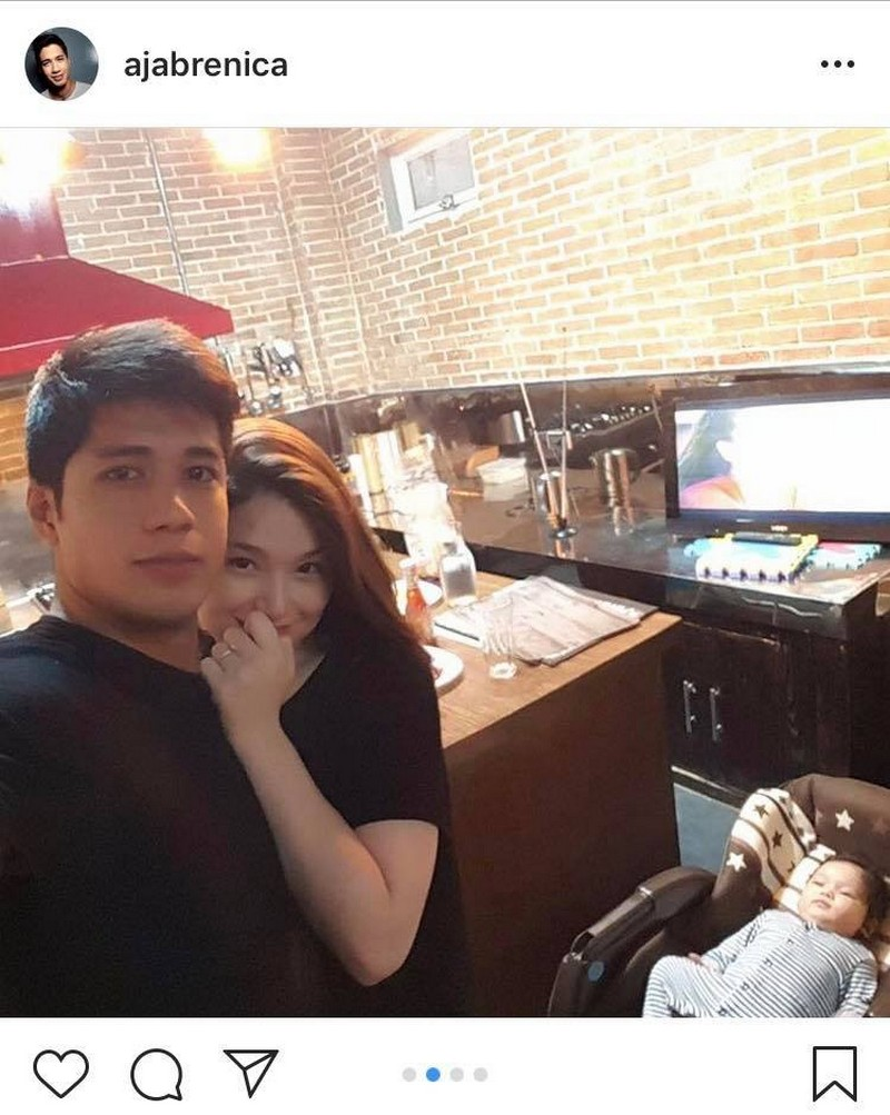 IN PHOTOS: Aljur Abrenica with his picture-perfect family!