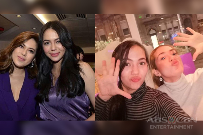 LOOK: 15 Photos of Julia and Shaina that show their unexpected friendship