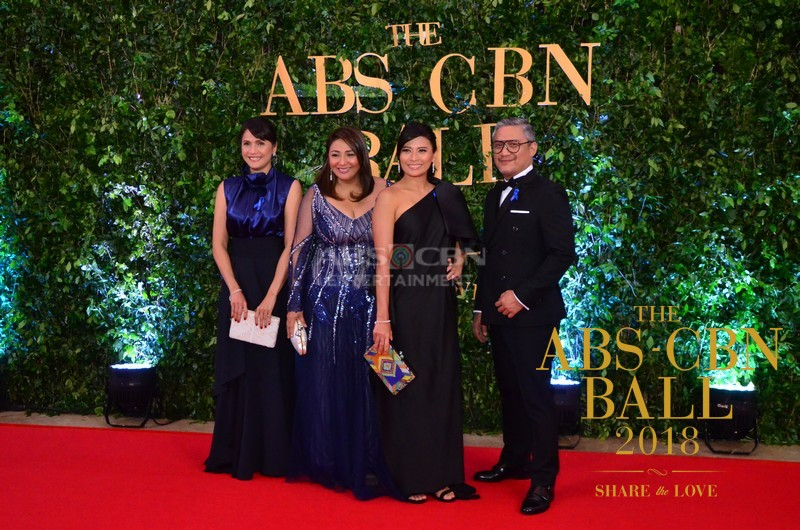 ABS-CBN Ball 2018: The cast of Asintado graced the industry's grandest night