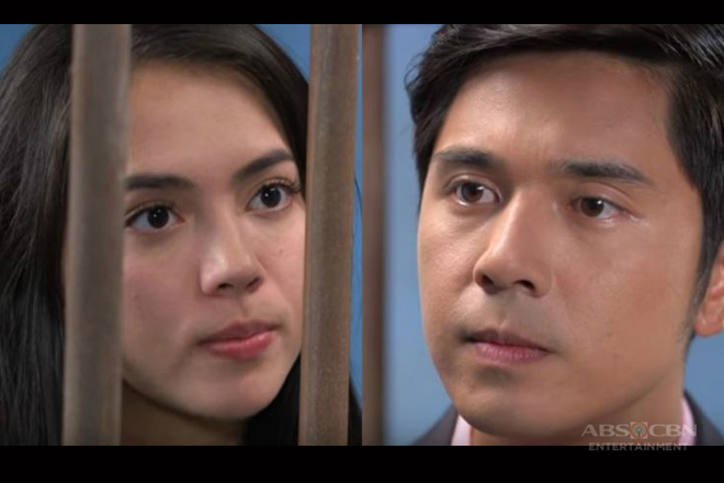 Ex-lovers Julia and Paulo in an all-out clash in Asintado