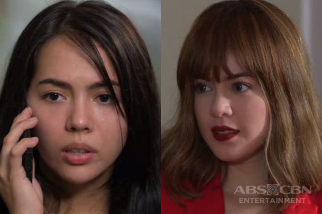 Julia discovers Shaina is her long-lost sister in